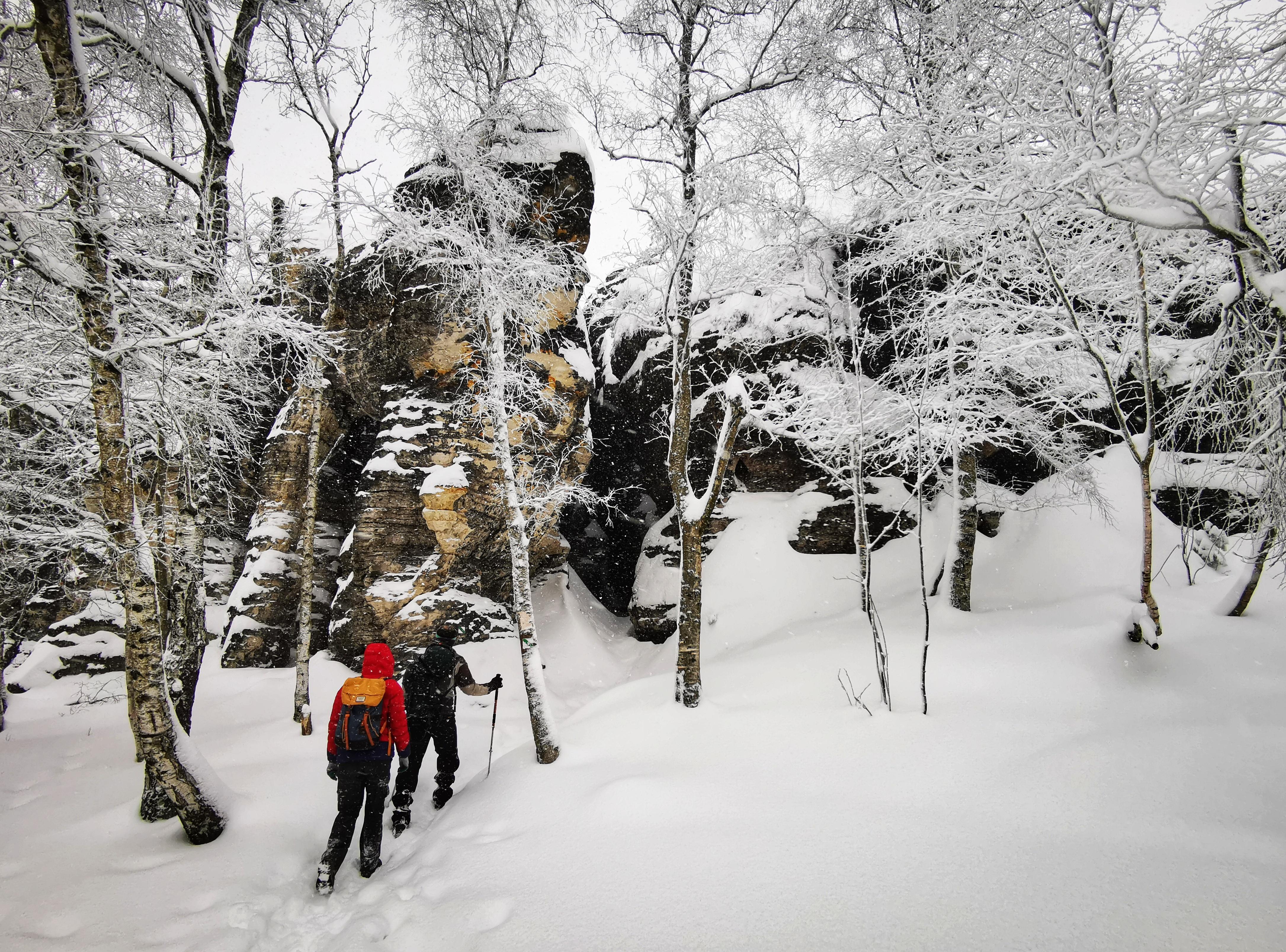 Tiské stěny, Czech Republic