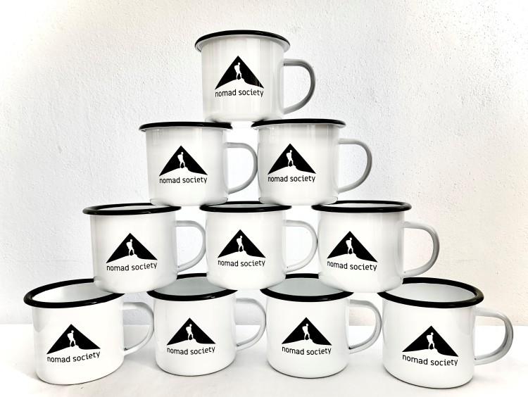 Nomad Society Mugs