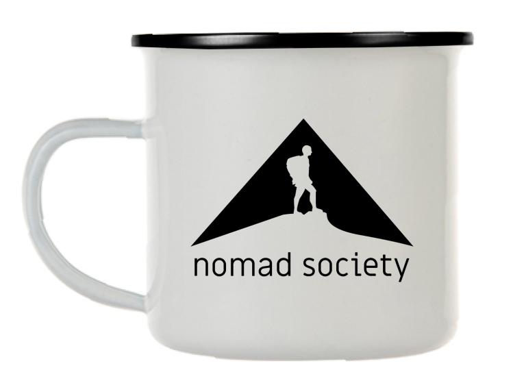 Nomad Society Mug