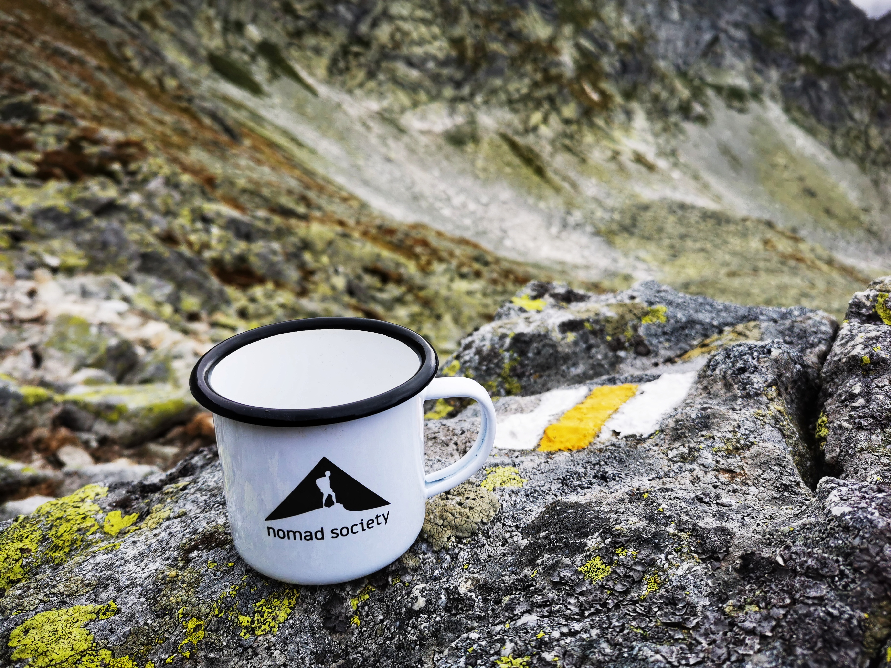 Nomad Society Mug is a great pick for any backpacking and camping adventure, hiking or canoeing trip or just everyday use in the office. You can get one here: https://nomadsociety.cz/shop/.